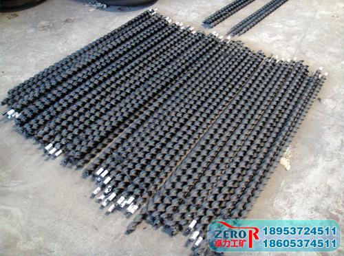 煤钻杆 探水钻杆 麻花钻杆