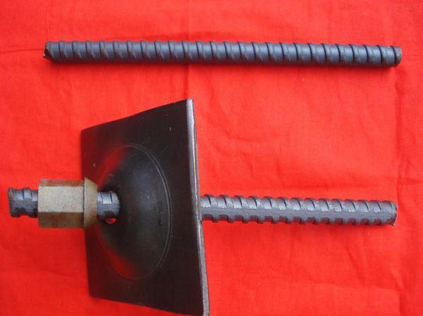 等强螺纹钢式树脂锚杆