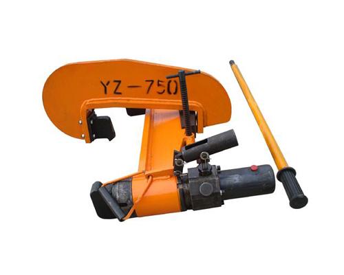 YZ-750Ⅱ型液压直轨器
