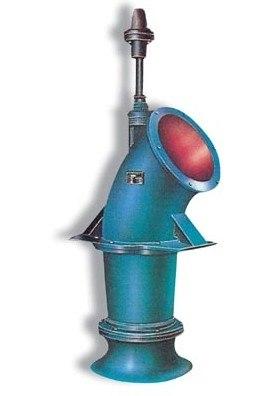 700ZLB-125型立式轴流泵(单级)