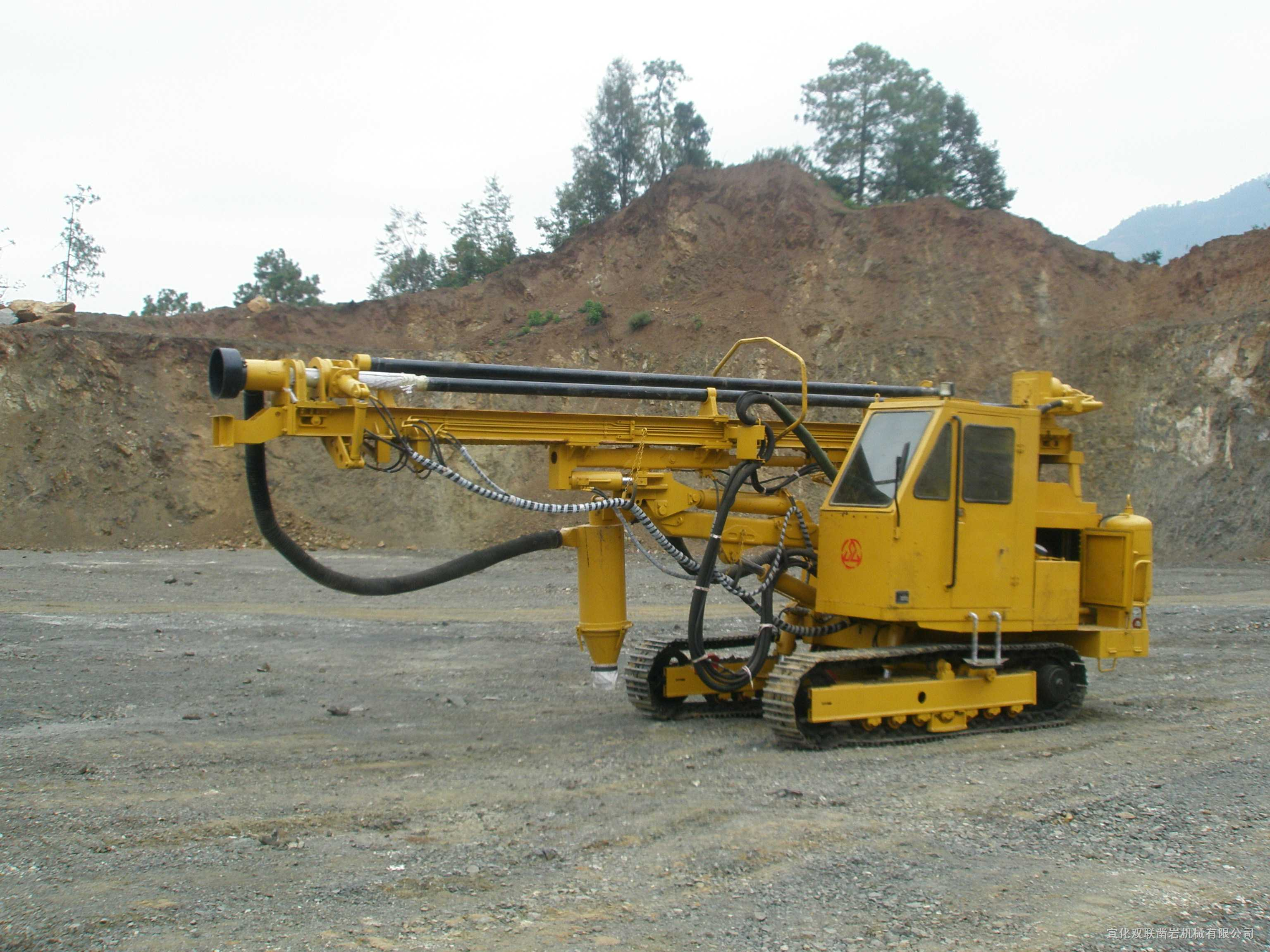 CL90CL90凿岩台车