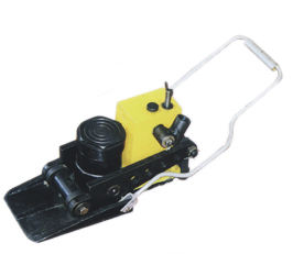 生产YQB-250X160型液压起拔道机