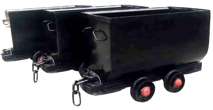 MGC固定式矿车