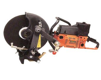 HC355型锯轨机