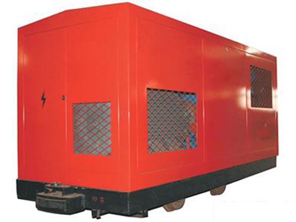ZWY鸿运国际官网入口移动式瓦斯抽放泵