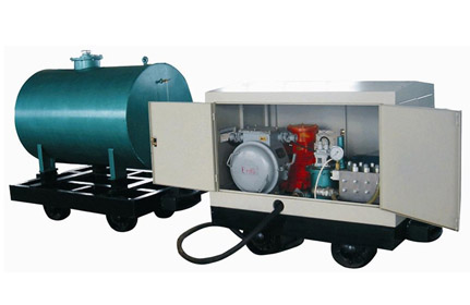 阻化剂喷射泵