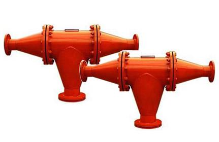 FZQ瓦斯抽放管路排渣器