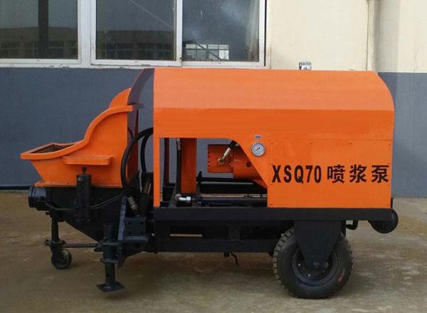 XSQ系列多功能喷浆泵